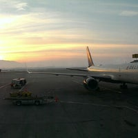 Photo taken at Concourse D by Uday M. on 12/28/2013