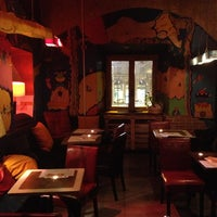 Photo taken at Le Trottoir by Mario S. on 2/12/2013