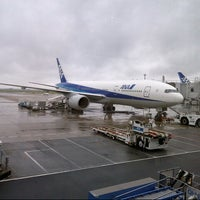 Photo taken at HND Terminal 2 by masaaki m. on 6/13/2013