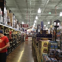 Photo taken at Total Wine & More by Brooke L. on 3/2/2013