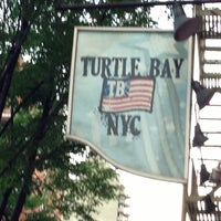 Photo taken at Turtle Bay NYC by Amy T. on 5/17/2013
