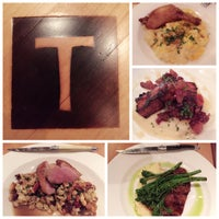 Photo taken at Tinderbox Kitchen by Amy T. on 11/16/2015