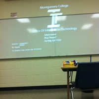 Photo taken at Montgomery College by tkliw l. on 11/8/2012