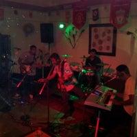 Photo taken at Leda Lounge Restaurant by Soumya N. on 10/3/2013