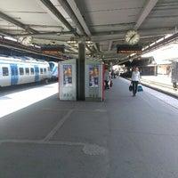 Photo taken at Spår 13-14 by Pontus B. on 5/8/2013
