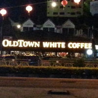 Photo taken at OldTown White Coffee by Eric C. on 2/14/2013