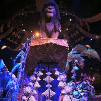Photo taken at Festival of the Lion King 獅子王慶典 by miki n. on 9/17/2012