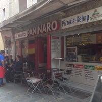 Photo taken at Paninaro Pizza & Kebap by Sadık K. on 6/18/2014