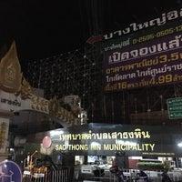 Photo taken at Bang Yai City Market by One S. on 11/1/2016