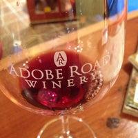 Photo taken at Adobe Road Winery by Joel U. on 11/4/2013