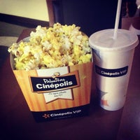 Photo taken at Cinépolis by Jorge D. on 10/20/2012