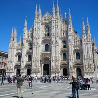 Photo taken at Piazza del Duomo by Paolo A. on 5/26/2013