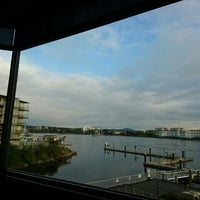 Photo taken at Blue Crab Bar & Grill by Lia C. on 4/12/2016