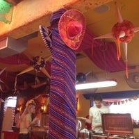 Photo taken at Totopos Gastronomia Mexicana by hellen g. on 11/23/2012
