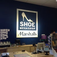 Photo taken at Shoe Megashop by Marshalls by Laura P. on 3/15/2014
