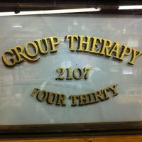 Photo taken at Group Therapy by Maya R. on 1/15/2013