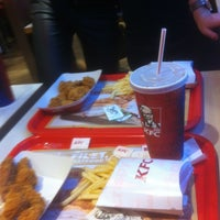 Photo taken at KFC by Valentina C. on 2/21/2013