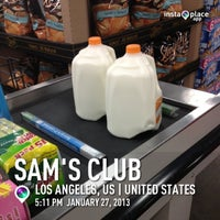 Photo taken at Sam's Club by Kryza B. on 1/28/2013
