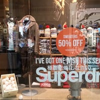 Photo taken at Superdry Store by Kryza B. on 11/29/2013
