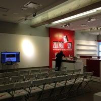 Photo taken at Museum of Design Atlanta (MODA) by James W. on 4/12/2013