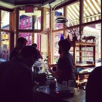 Photo taken at OST Cafe by Carolyn Z. on 4/28/2013