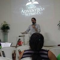 Photo taken at Igreja Adventista da Aldeota by Marcelo P. on 12/8/2013