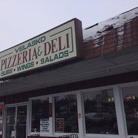 Photo taken at Velasko Pizzeria & Deli by Ryan L. on 12/27/2013