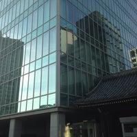 Photo taken at 梅窓院 by Taku 目. on 12/28/2014