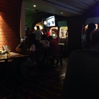 Photo taken at The Underground Bar (Liverpool Fan Zone) by Hussain N. on 6/7/2014