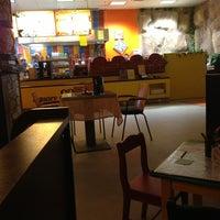 Photo taken at Square SQ kebab by Julia I. on 3/23/2013