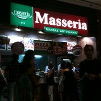 Photo taken at Masseria by Danilo F G. on 2/16/2013