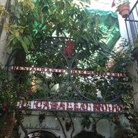 Photo taken at Restaurante El Caballo Rojo by Erhan A. on 5/21/2016