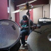 Photo taken at Amp jam studio by Epong P. on 2/21/2013
