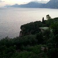 Photo taken at Hosteria il Pino by Francesco V. on 6/21/2014