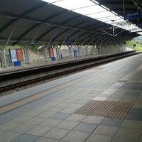 Photo taken at KTM Komuter Kuala Kubu Bharu (KA14) Station by Far H. on 1/15/2016