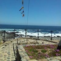 Photo taken at Isla Negra by Daniel E. on 12/14/2012