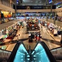 Photo taken at Dubai International Airport (DXB) by Yousif A. on 6/2/2013