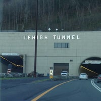 Photo taken at Lehigh Tunnel by LargoL L. on 11/8/2015