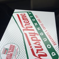 Photo taken at Krispy Kreme Doughnuts by Jacqui G. on 5/27/2015