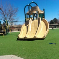 Photo taken at Meadowood Park Recreation Center by patti c. on 4/14/2013