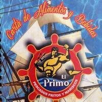 Photo taken at El Primo Pescados Fritos Y Mariscos by Humberto A. on 6/29/2013