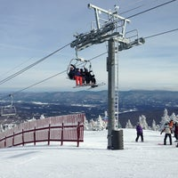 Photo taken at Stowe Mountain Resort by Orcun G. on 2/16/2013