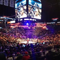Photo taken at Barclays Center by Rosemary V. on 6/23/2013