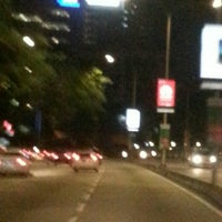 Photo taken at Jalan Tun Razak Tunnel by Aiza T. on 2/10/2016
