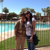 Photo taken at Hotel Tucson City Center InnSuites IBC Hotel & Suites by Fabrice C. on 6/5/2013