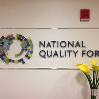 Photo taken at National Quality Forum by Paul F. on 7/18/2013
