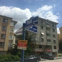 Photo taken at Tiflis Caddesi by Ismail Y. on 5/9/2016