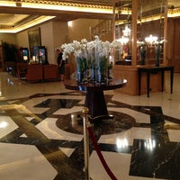 Photo taken at The Westin Palace, Milan by Massimo F. on 6/29/2013