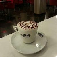 Photo taken at Café Dream by Atila K. on 4/8/2013