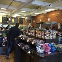 Photo taken at Knoke's Chocolates and Nuts by Stuart C. on 5/15/2016